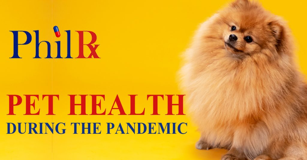 Pet Health during the Pandemic